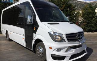 Mercedes-Benz  SPRINTER 519 CDI XXL PANORAMA  '17